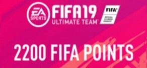 Купить FIFA 19 ULTIMATE TEAM FIFA POINTS 2200