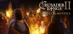 Купить Crusader Kings II: Monks & Mystics. Дополнение