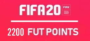 Купить FIFA 20 ULTIMATE TEAM FIFA POINTS 2200