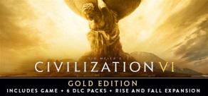 Купить Sid Meier's Civilization® VI Gold Edition