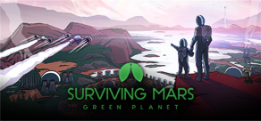 Купить Surviving Mars: Green Planet