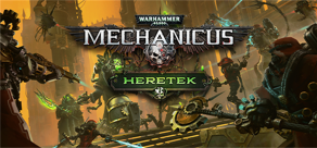 Купить Warhammer 40,000: Mechanicus. Warhammer 40,000: Mechancus - Heretek