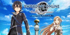 Купить Sword Art Online: Hollow Realization – Deluxe Edition