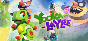 Купить Yooka-Laylee