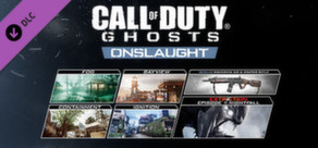 Купить Call of Duty: Ghosts - Onslaught. Дополнение