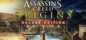 Купить Assassin's Creed Origins - Deluxe Edition