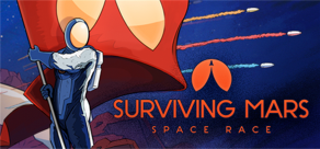 Купить Surviving Mars: Space Race