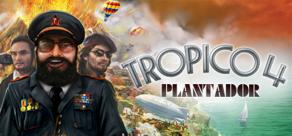 Купить Tropico 4: Plantador