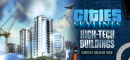Купить Cities: Skylines - Content Creator Pack: High-Tech Buildings