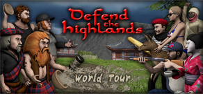 Купить Defend the Highlands World Tour
