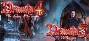 Купить Dracula 4 + 5