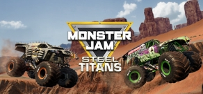 Купить Monster Jam Steel Titans