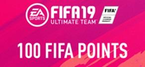Купить FIFA 19 ULTIMATE TEAM FIFA POINTS 100