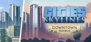 Купить Cities: Skylines - Downtown Bundle