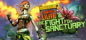 Купить Borderlands 2: Commander Lilith & the Fight for Sanctuary