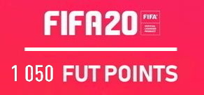 Купить FIFA 20 ULTIMATE TEAM FIFA POINTS 1050