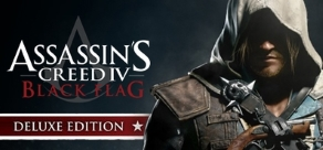 Купить Assassin's Creed IV Black Flag. Deluxe Edition