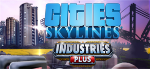 Купить Cities: Skylines - Industries Plus