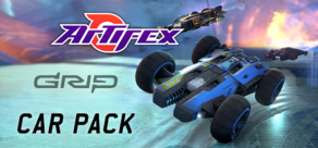 Купить GRIP: Combat Racing - Artifex Car Pack