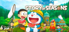 Купить Doraemon Story of Seasons