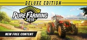 Купить Pure Farming 2018. Pure Farming Deluxe