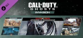 Купить Call of Duty: Ghosts - Invasion. Дополнение