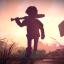 Скриншот из игры RAD
