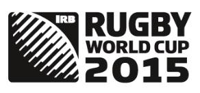 Купить Rugby World Cup 2015