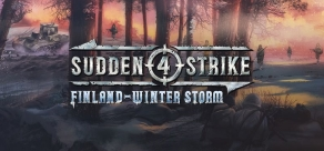 Купить Sudden Strike 4 - Finland: Winter Storm