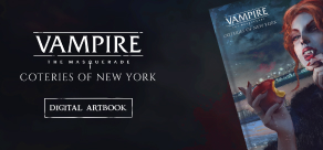 Купить Vampire: The Masquerade - Coteries of New York Artbook