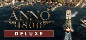 Купить Anno 1800 pre-order. Anno 1800 Deluxe Edition pre-order