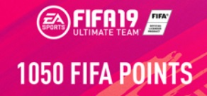 Купить FIFA 19 ULTIMATE TEAM FIFA POINTS 1050