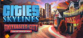 Купить Cities: Skylines - Content Creator Pack: University City
