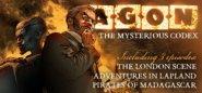 Agon - The Mysterious Codex