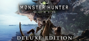 Купить MONSTER HUNTER: WORLD Digital Deluxe