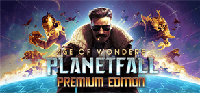 Купить Age of Wonders: Planetfall. Premium Edition