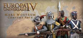 Купить Europa Universalis IV: Mare Nostrum Content Pack